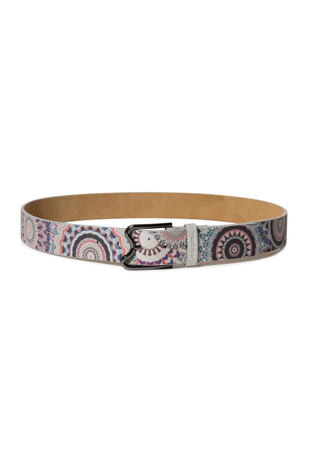 Desigual multicolor women belt Belt S.T.A.Y.
