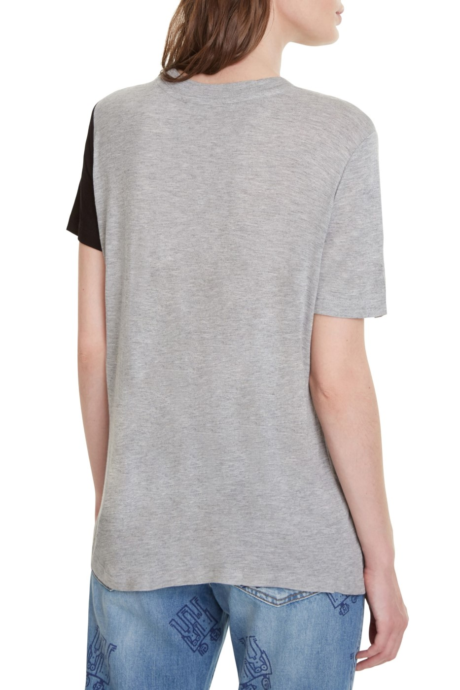 Desigual grey T-shirt TS Faith