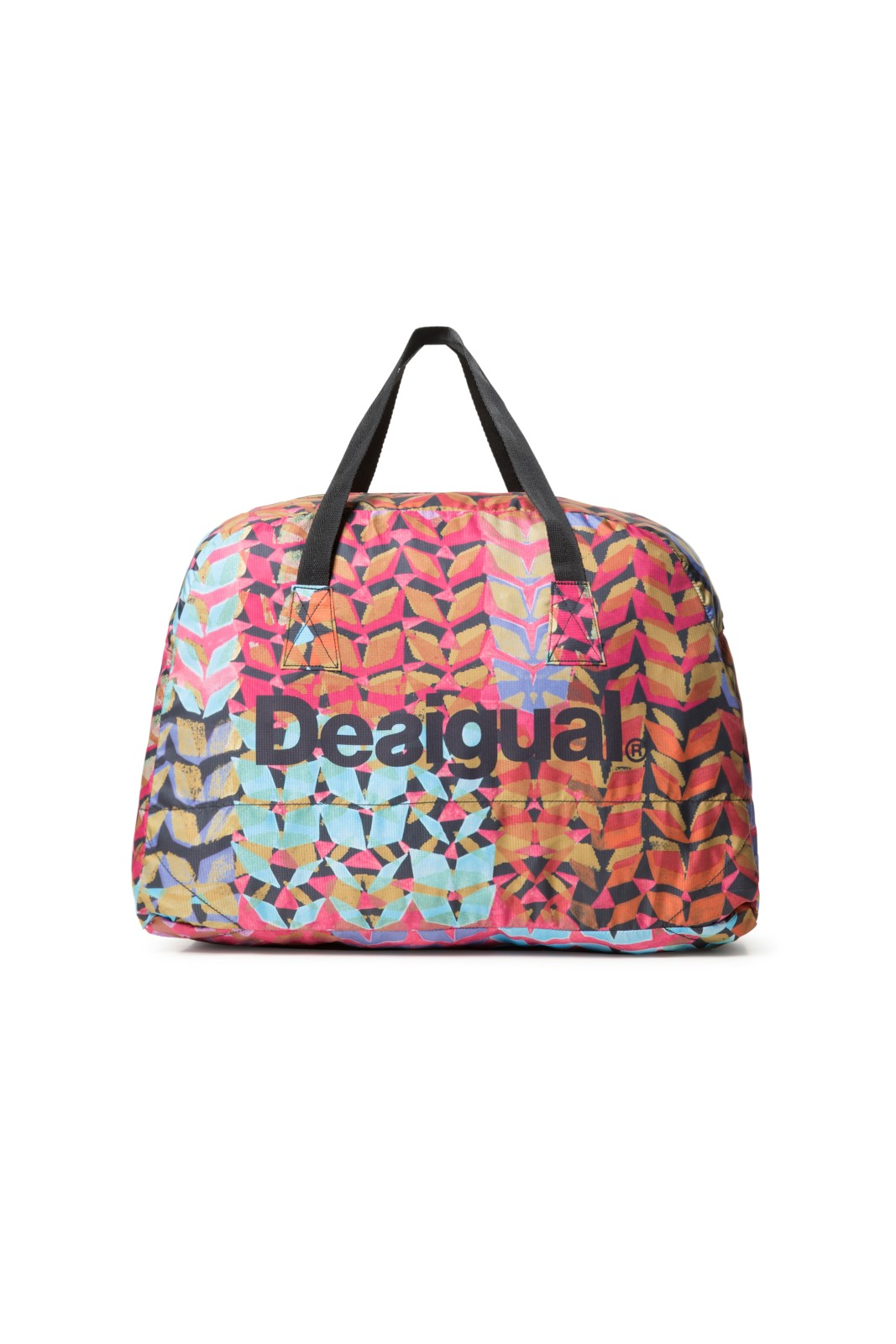Desigual multicolor sports bag Bols Packable Bag Arty