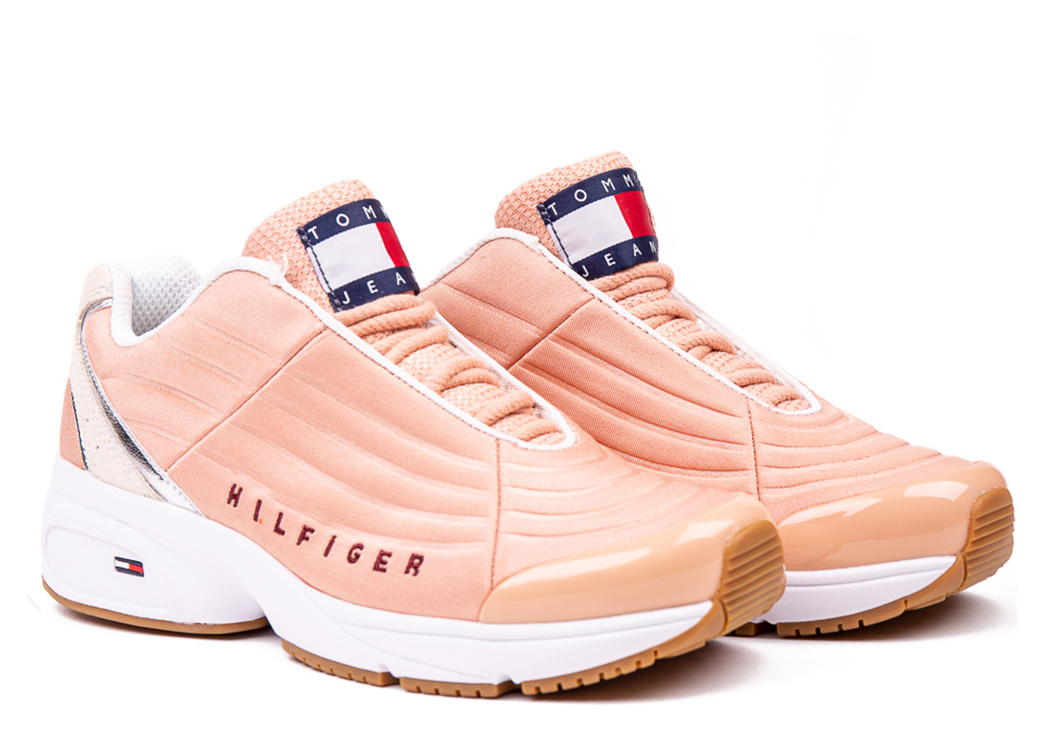 Tommy Hilfiger Pink Sneakers WMN