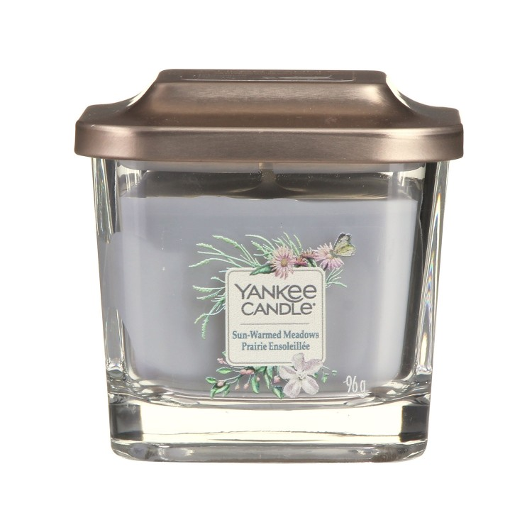 Yankee Candle fragrant candle Elevation sun-warmed meadows small square 1 wick