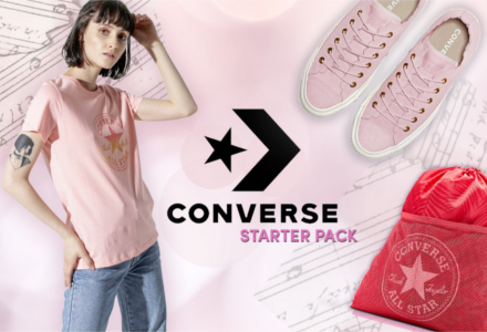 Converse - the Perfect Choice for a Festival