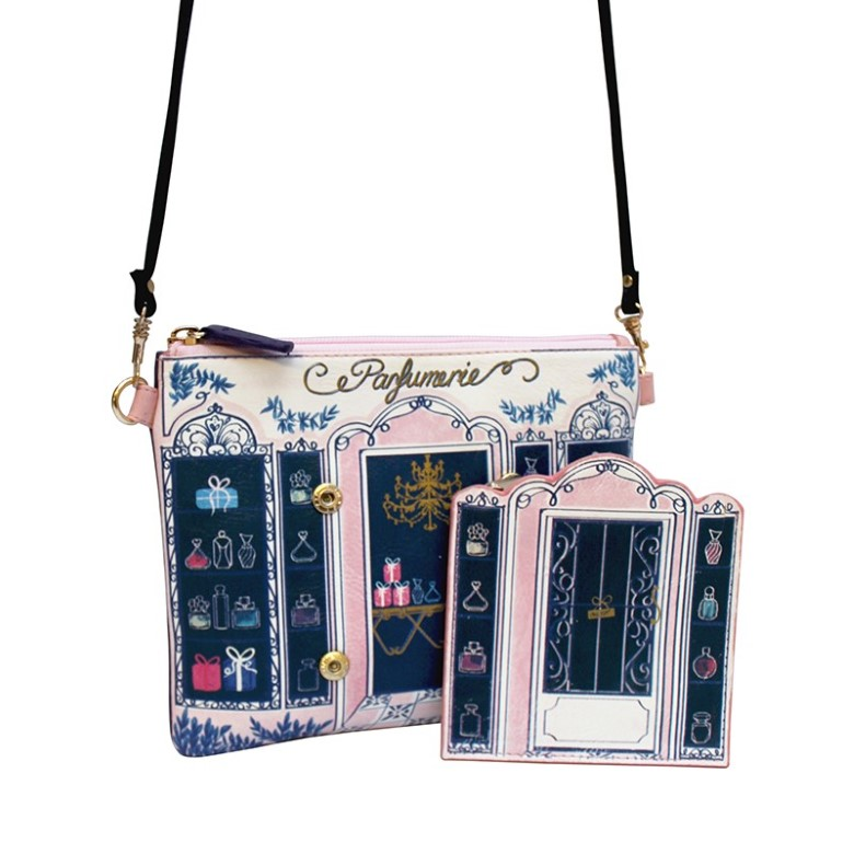 Disaster multicolor multifunctional bag Boulevard Perfumerie Make Up