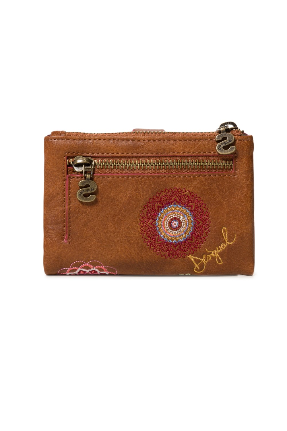 Desigual brown wallet Mone Chandy Julia