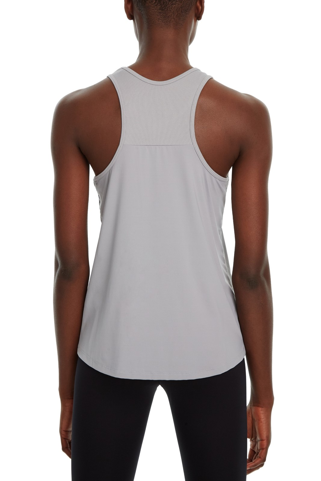 Desigual grey sports top Tank Essentials