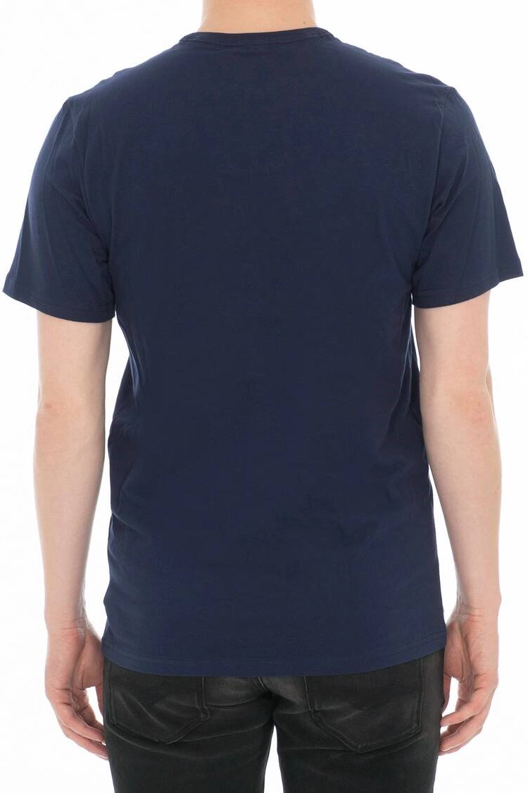 Calvin Klein blue men´s t-shirt S/S Crew Neck