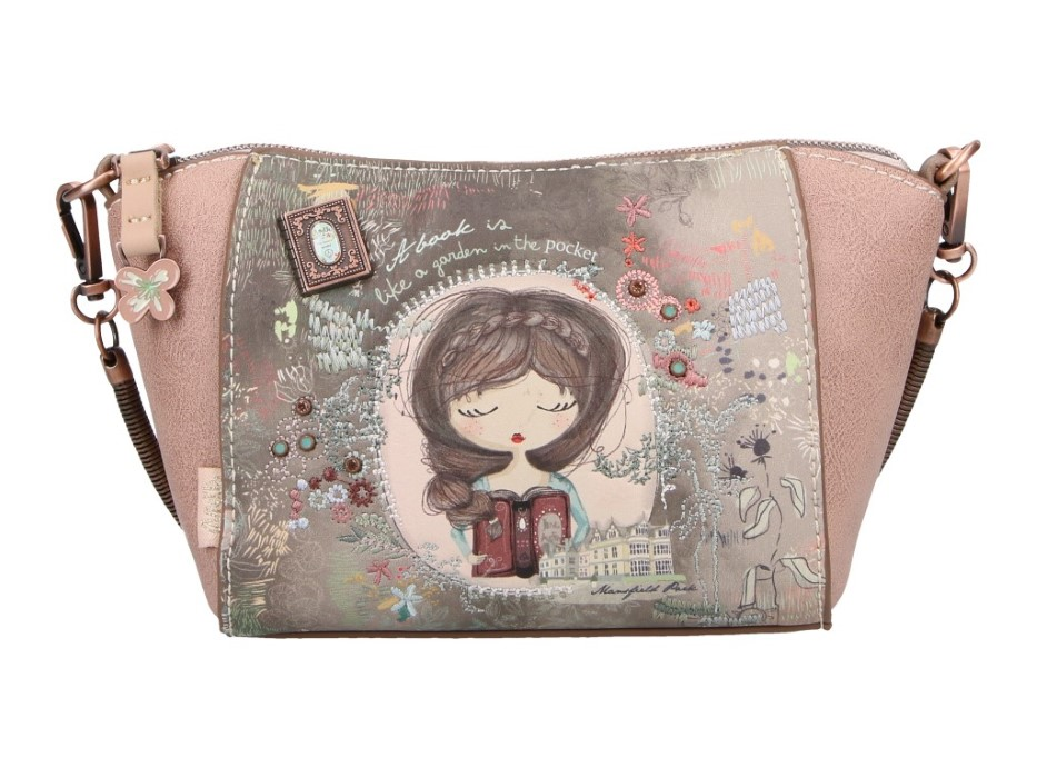Anekke beige small handbag Jane