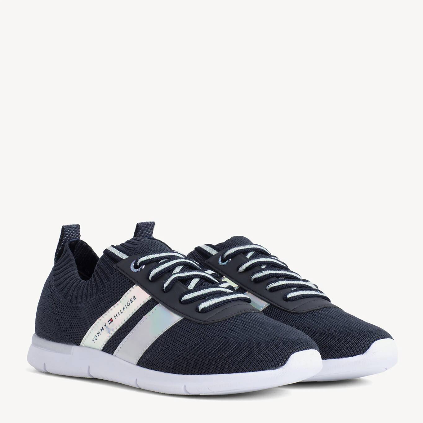 Tommy Hilfiger blue sneakers Corporate Detail Light Sneaker Midnight