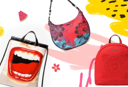 Desigual Fashion Accessories - New Collection FW19!