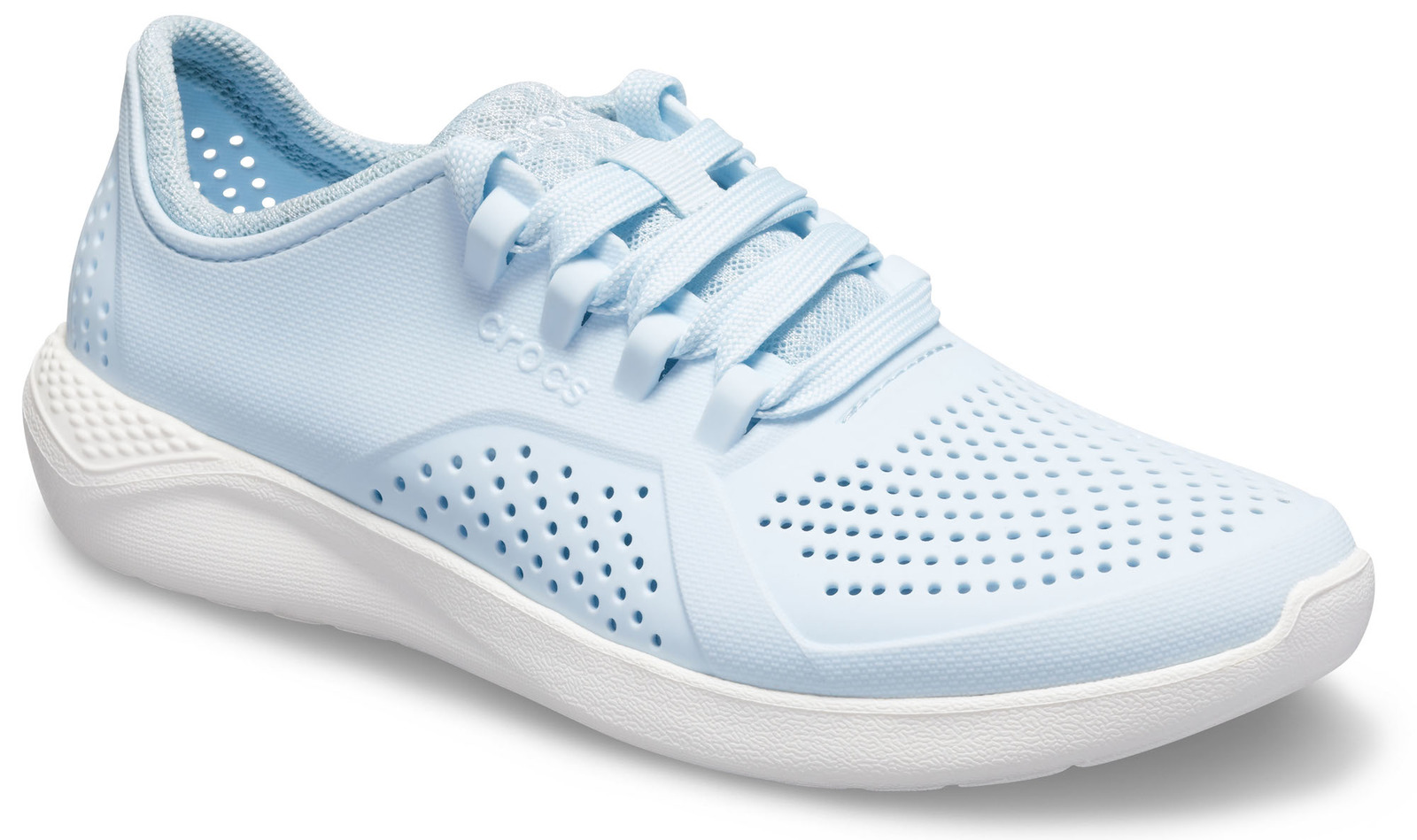 Crocs blue sneakers LiteRide pacer Mineral Blue/White