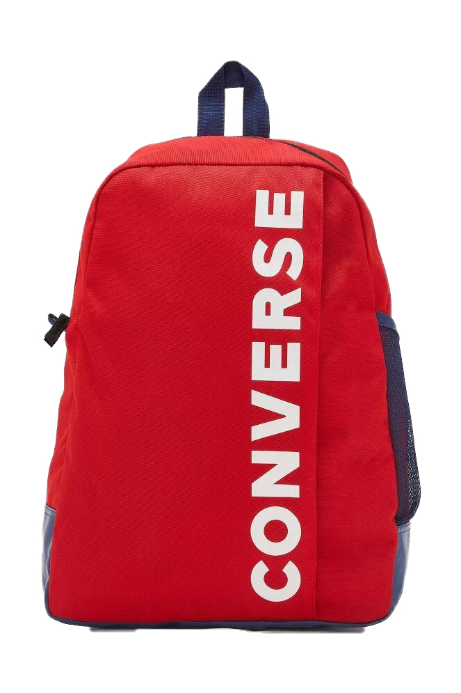 Converse red backpack