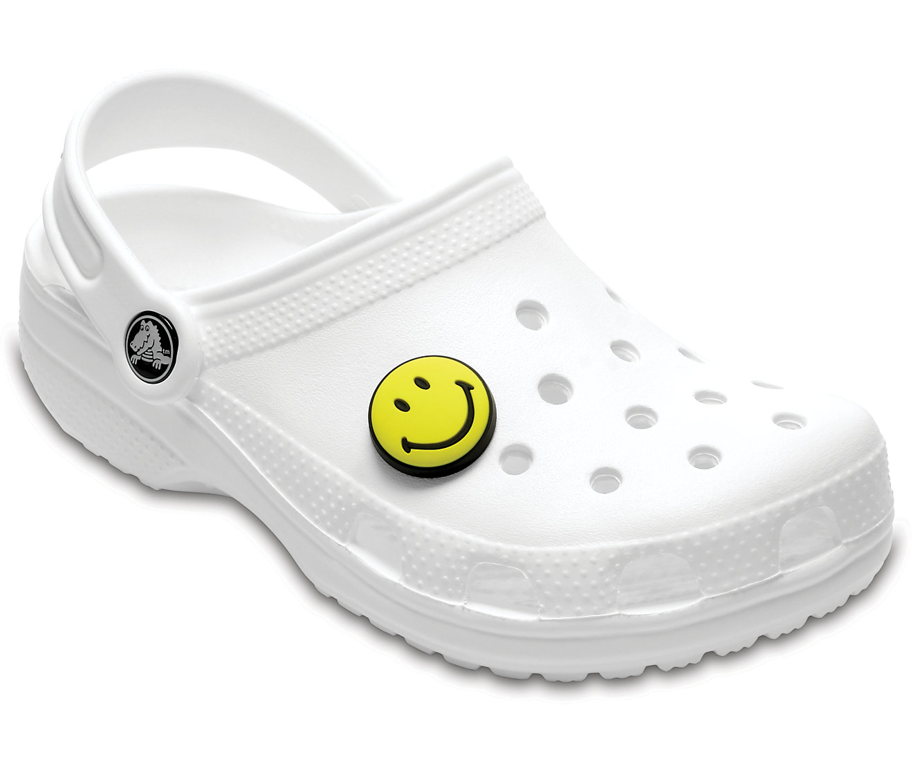 Crocs yellow
