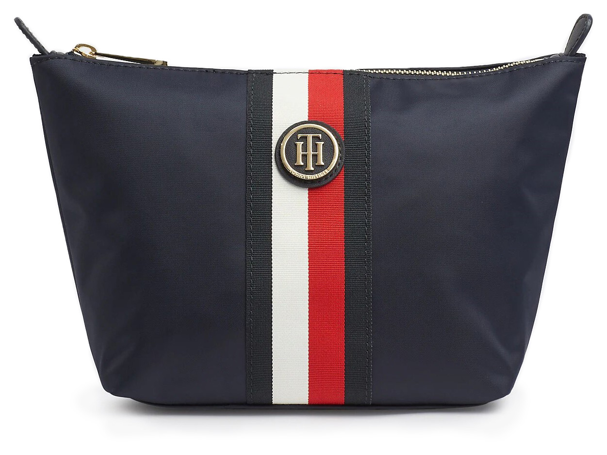 Tommy Hilfiger blue cosmetic bag Poppy Washbag Corporate