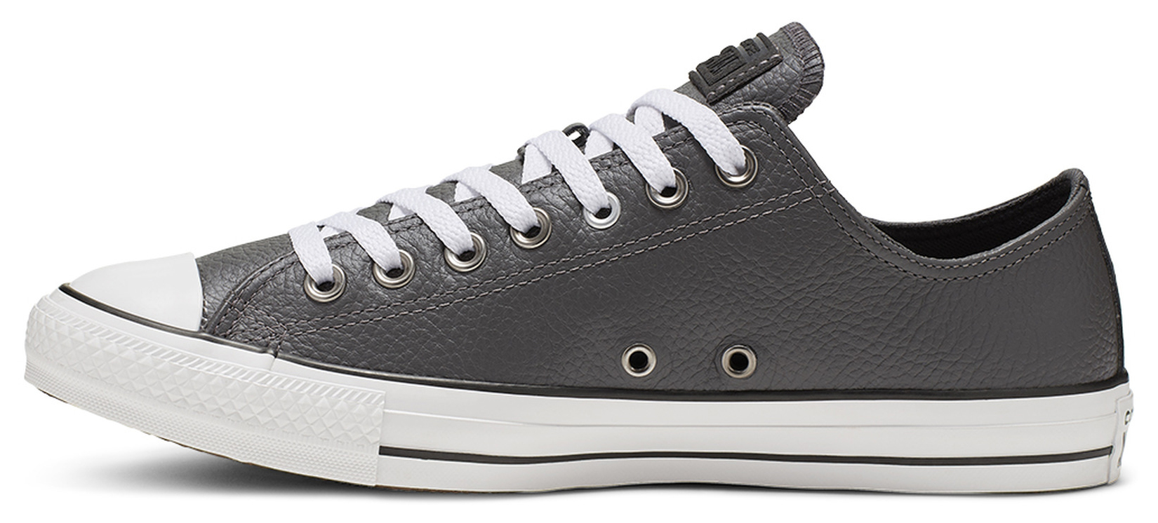Converse grey men´s leather sneakers Chuck Taylor All Star