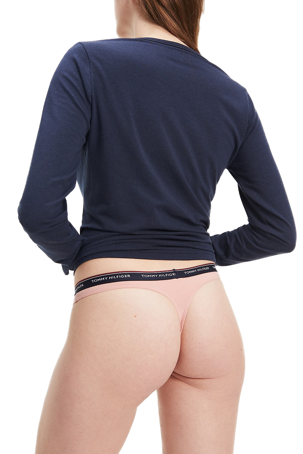 multicolor 3 pack tang 3P Thong