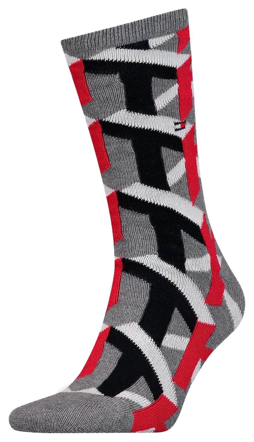 multicolor socks TH Men Sock 1P 3D TH