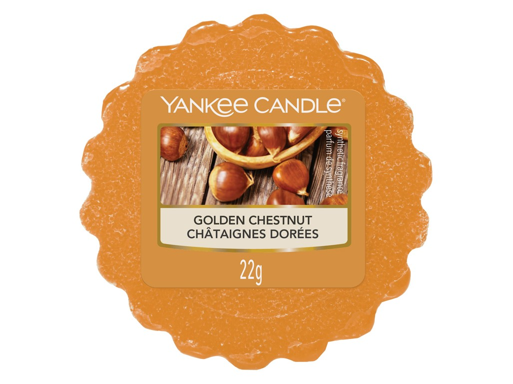 Yankee Candle hazel fragrant aroma lamp wax Golden Chesnut