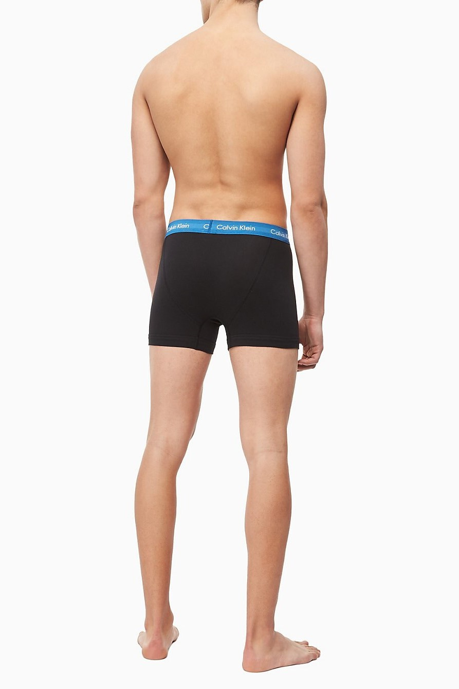 Calvin Klein black 3 pack boxer shorts 3P Trunk