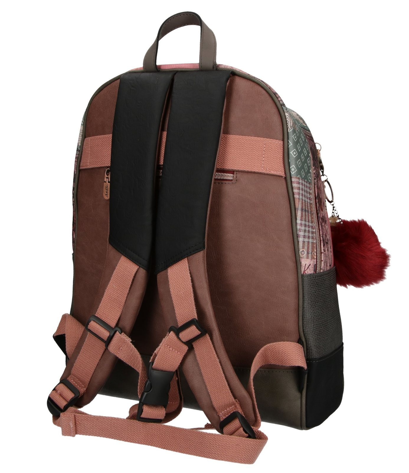 Anekke multicolor large backpack Couture