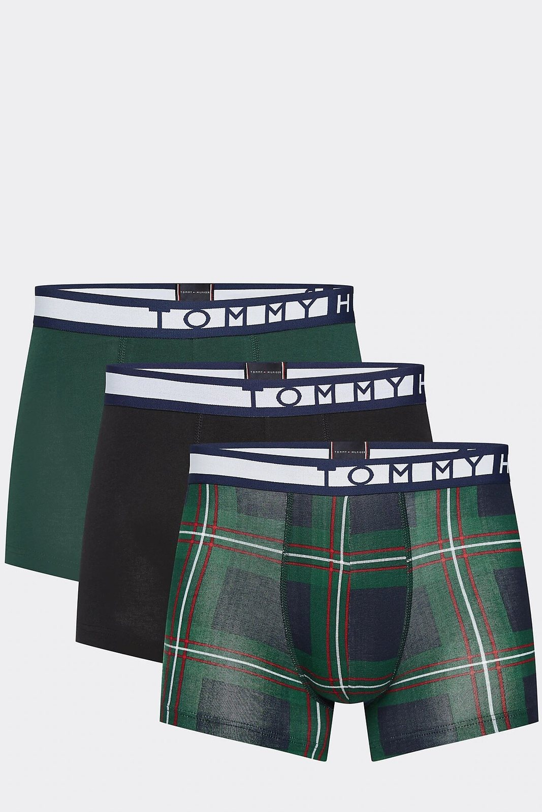 Tommy Hilfiger multicolor 3 pack boxer shorts 3P Trunk