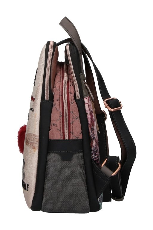Anekke Backpack with Pockets Couture Mademoiselle