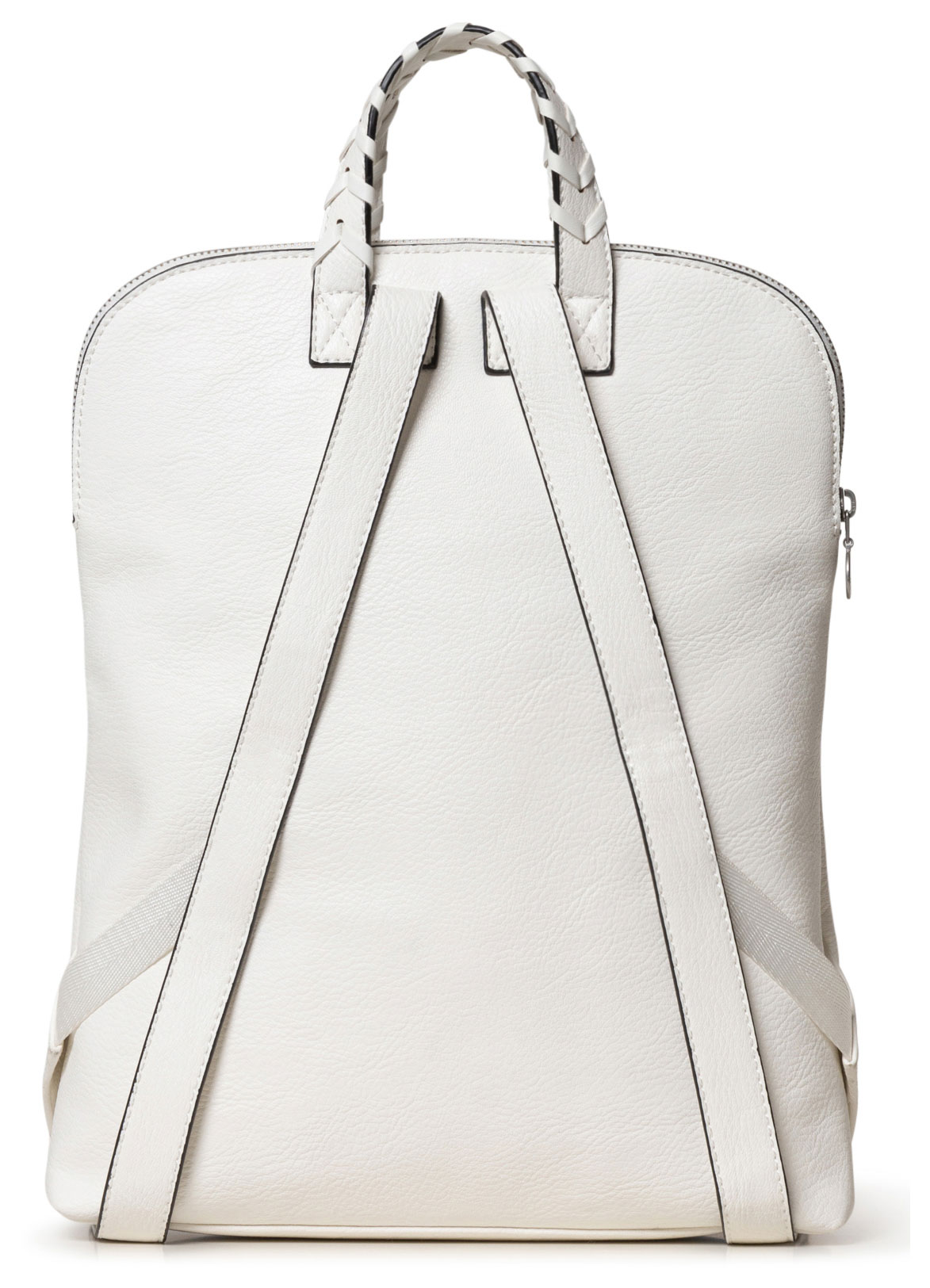 Desigual White Backpack Back Azabache Nanaimo