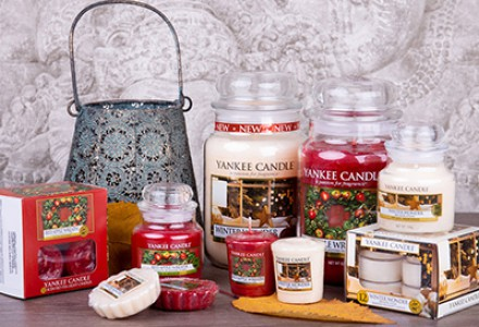 Yankee Candle Scent of the Month - NOVEMBER