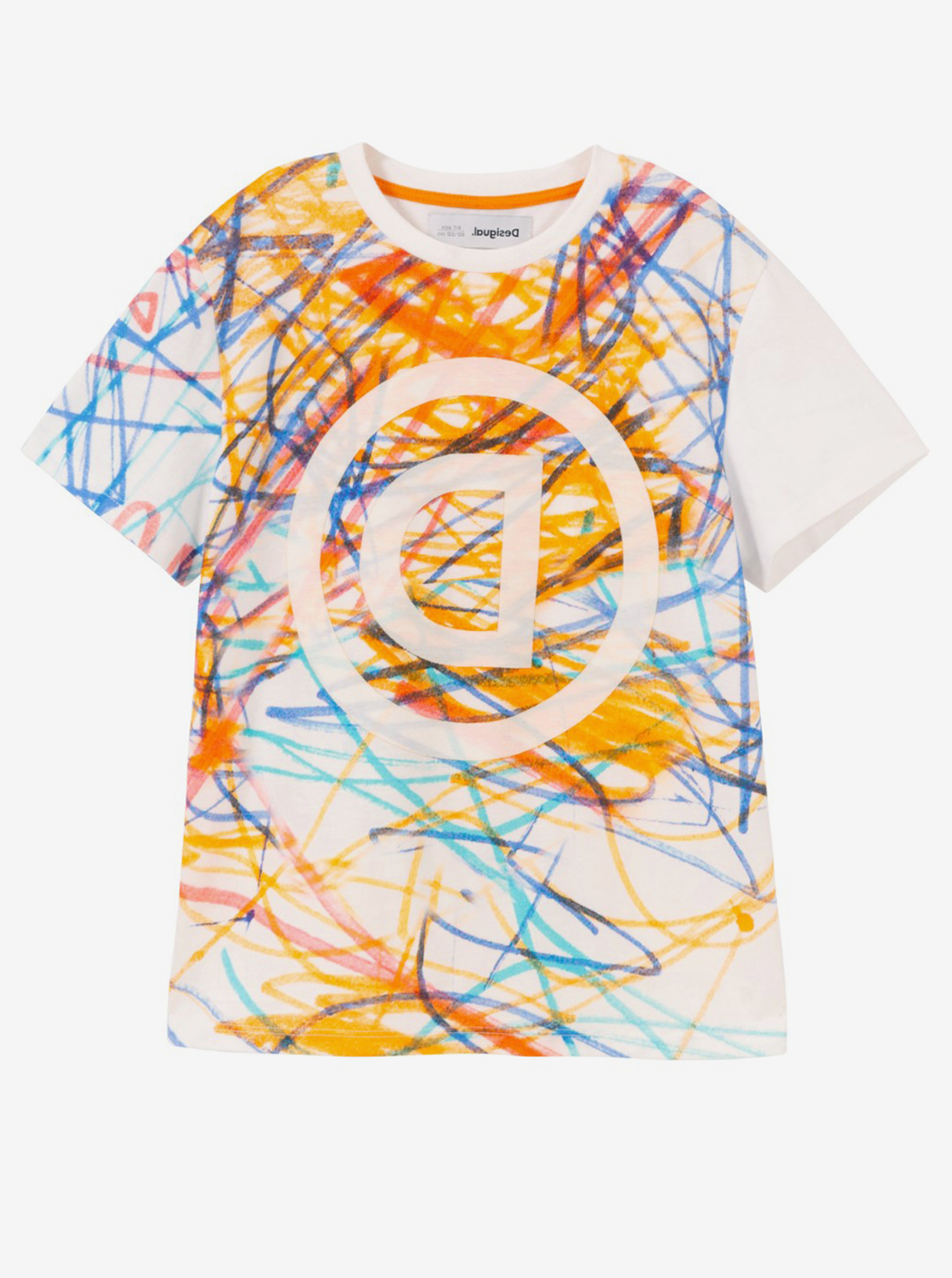 Desigual girls´ t-shirt TS Liam