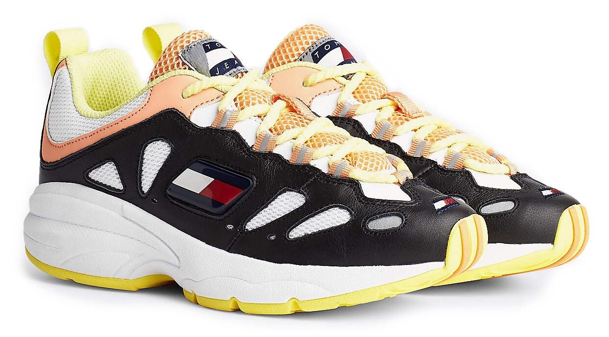 Tommy Hilfiger Multicolour Sneakers Heritage Retro WMNS