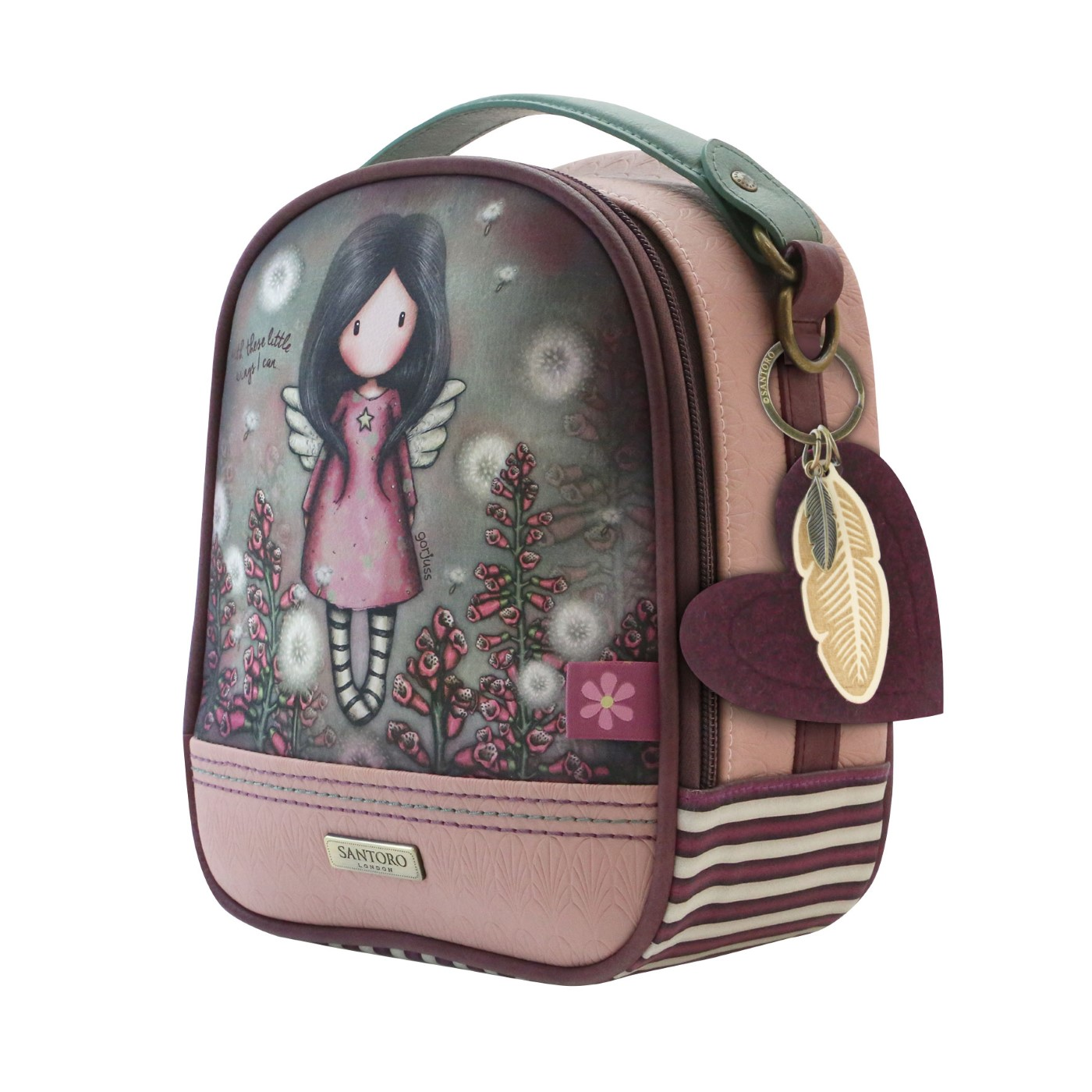 Santoro 2in1 backpack Gorjuss Little Wings
