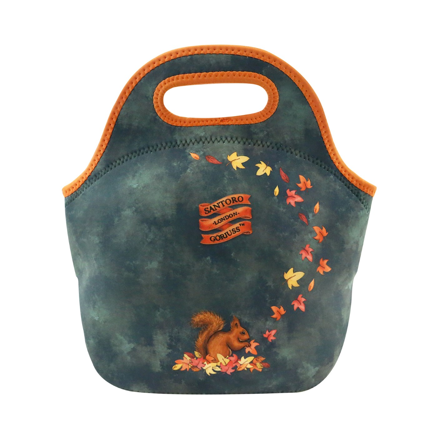 Santoro Neoprene Bag Gorjuss Autumn Leaves