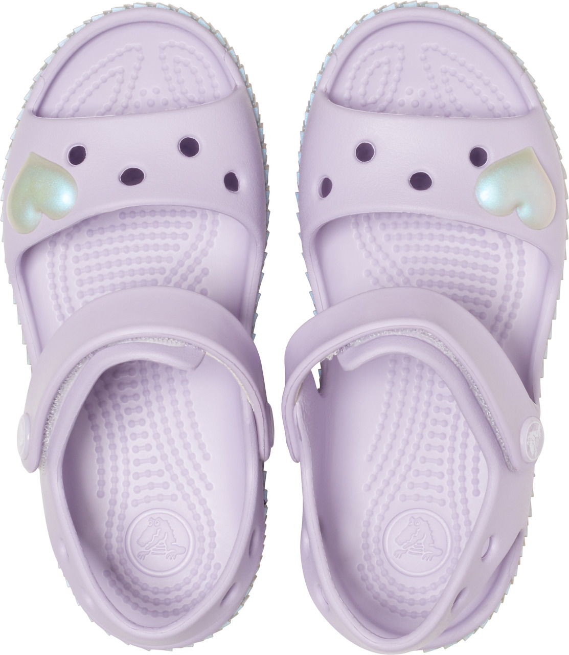 Crocs girl´s Crocband Imagination Sandal Lavender sandals Crocband Imagination Sandal Lavender