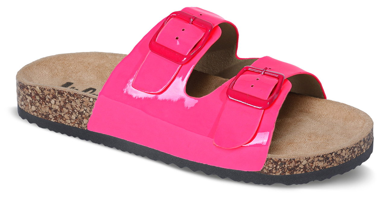 Lee Cooper pink slippers Lady´s Fusia