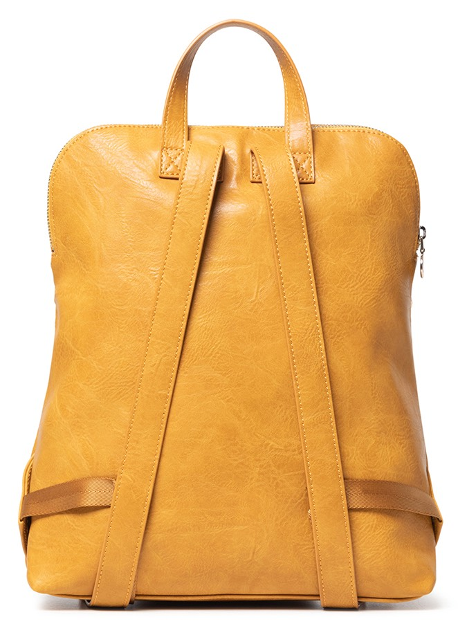 Desigual mustard backpack Back Martini Nanaimo