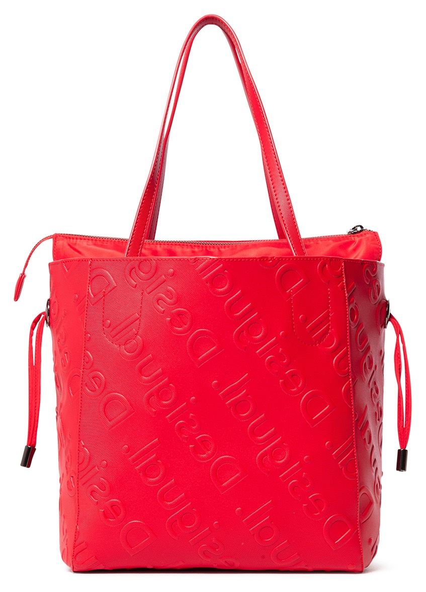 Desigual red multifunctional handbag Bols Colorama Norwich