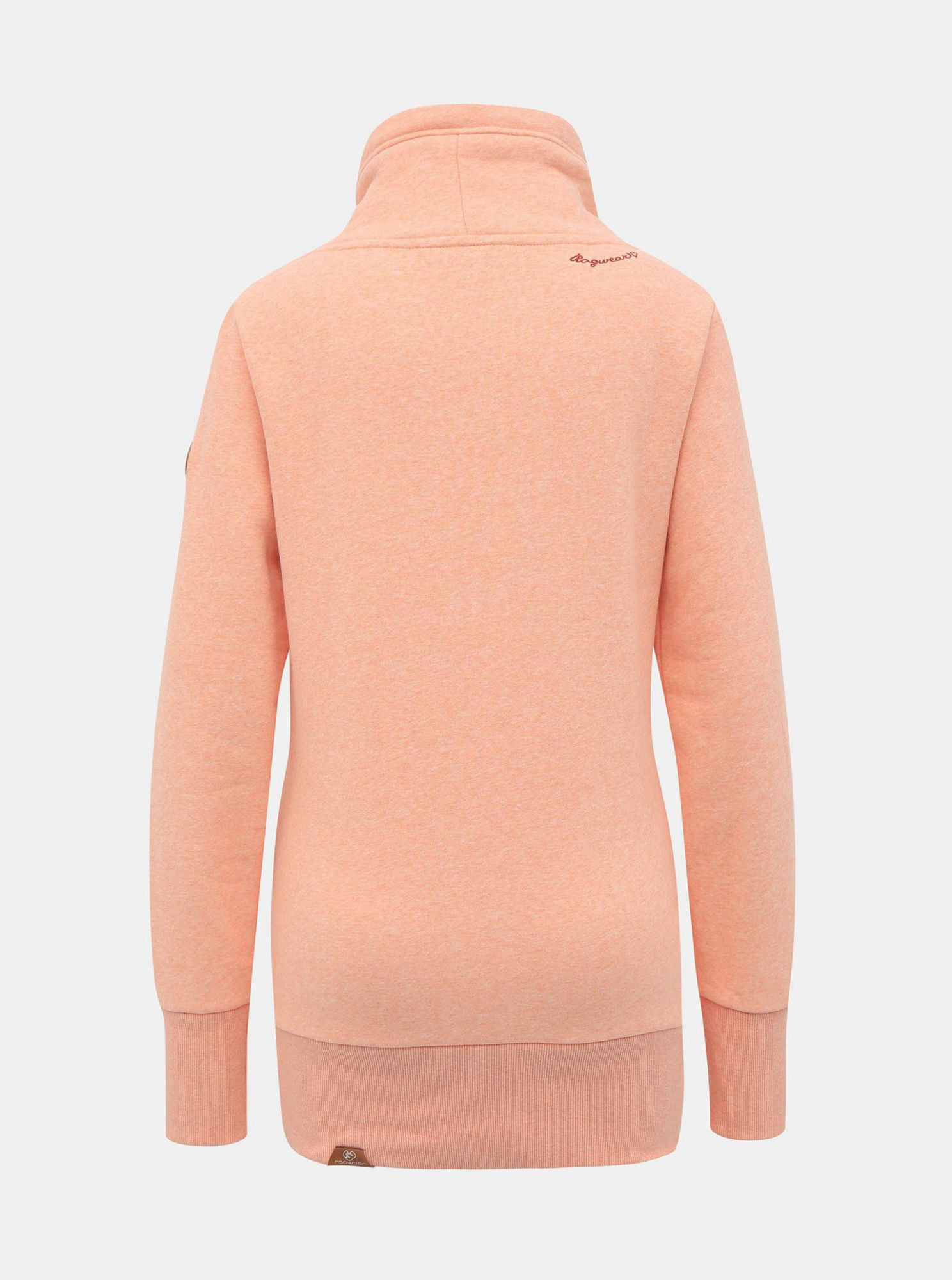 Ragwear orange women´s sweatshirt Neska