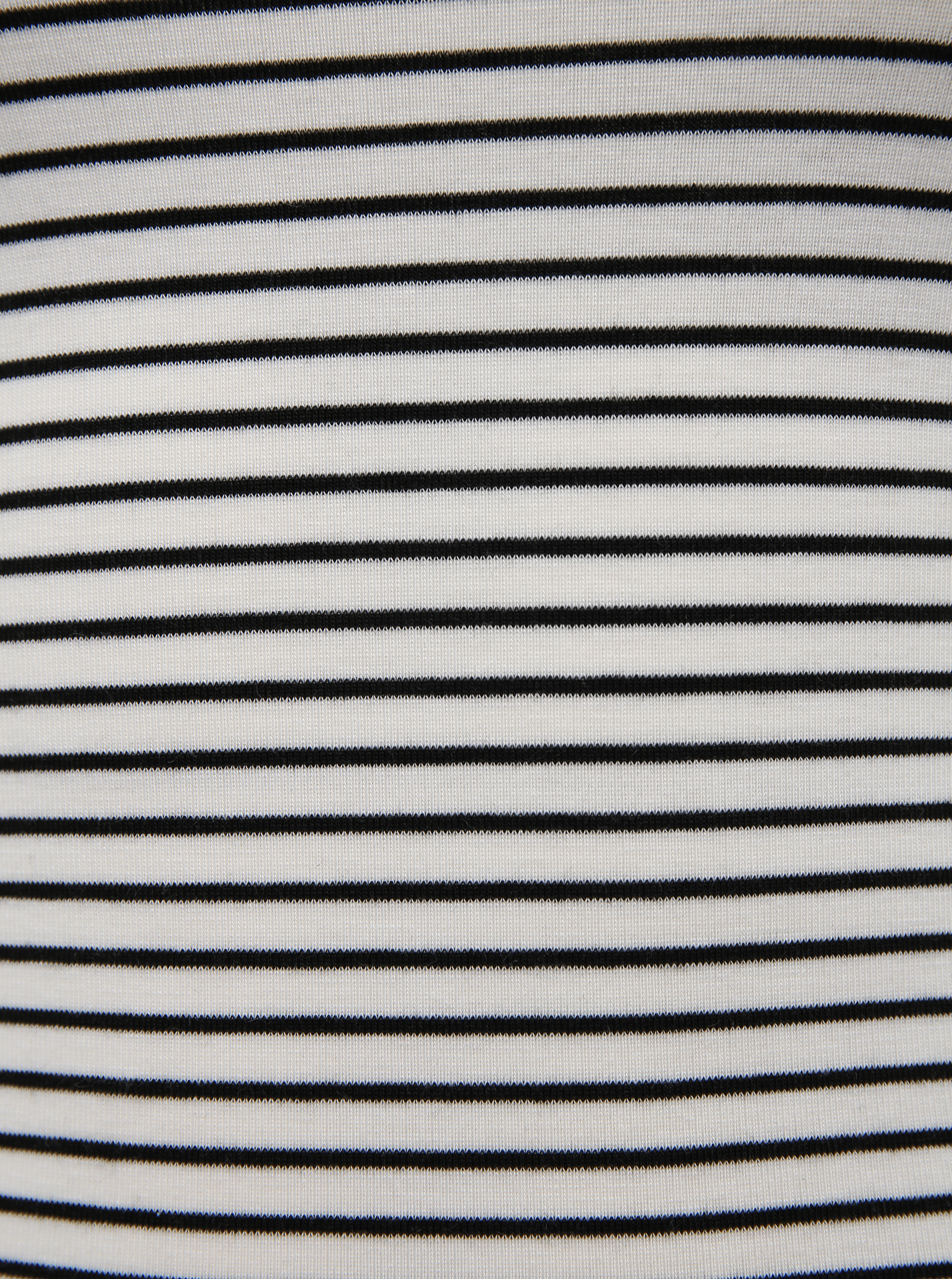 Black and white striped crop top TALLY WEiJL