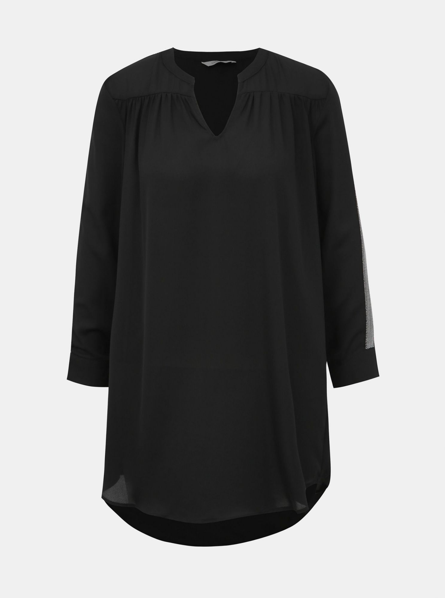 Black loose blouse ONLY Timca