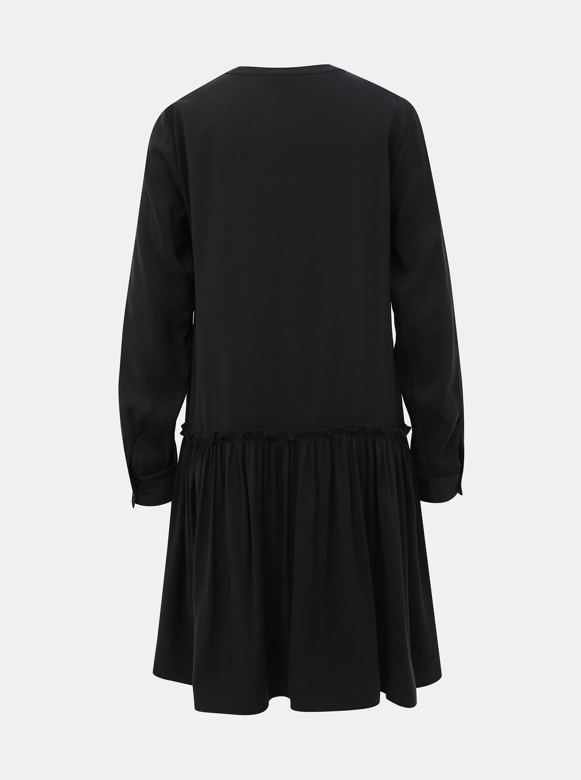 Black shirt dress VERO MODA Michalla