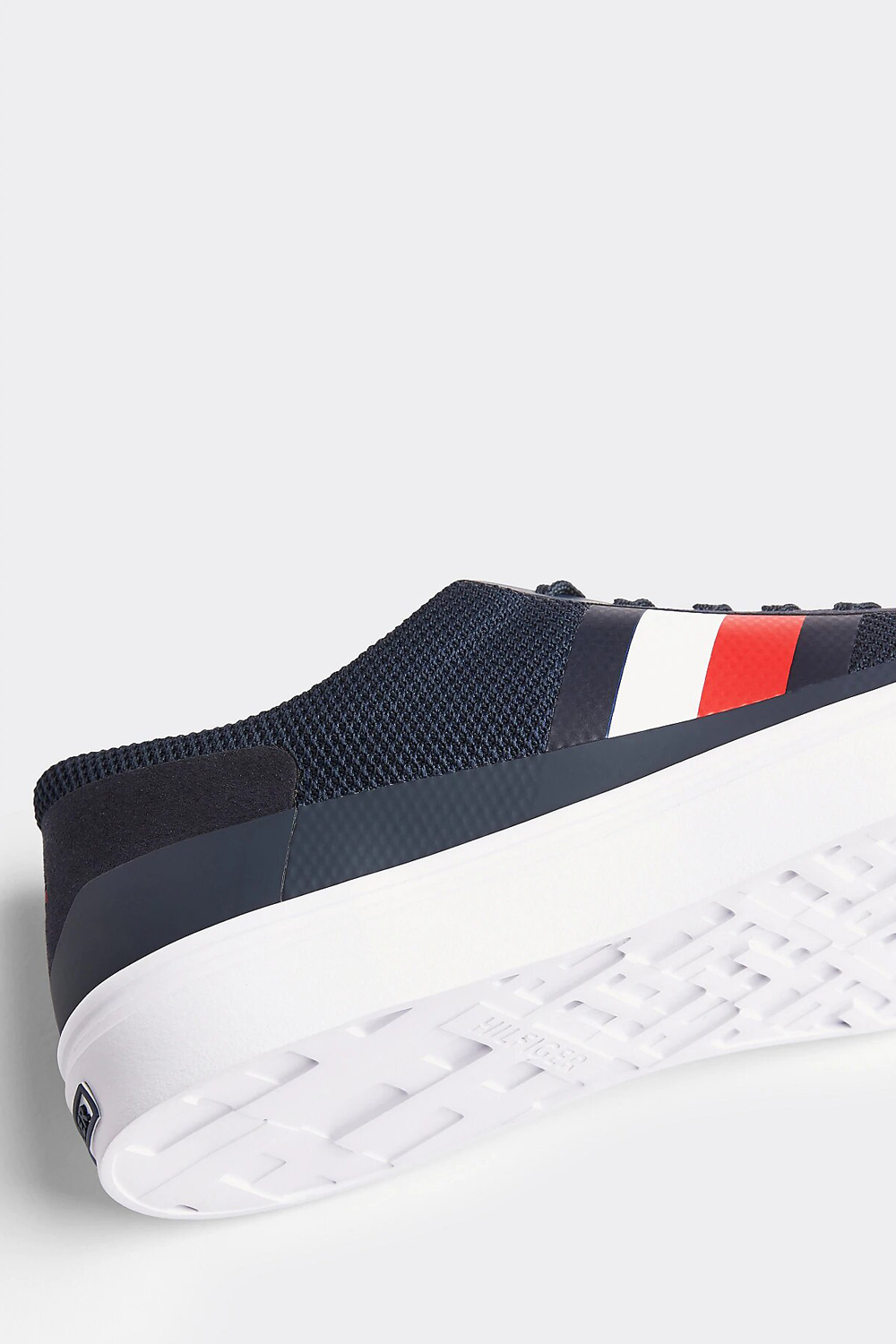 Tommy Hilfiger blue men´s sneakers Lightweight Signature colour-Blocked Trainers