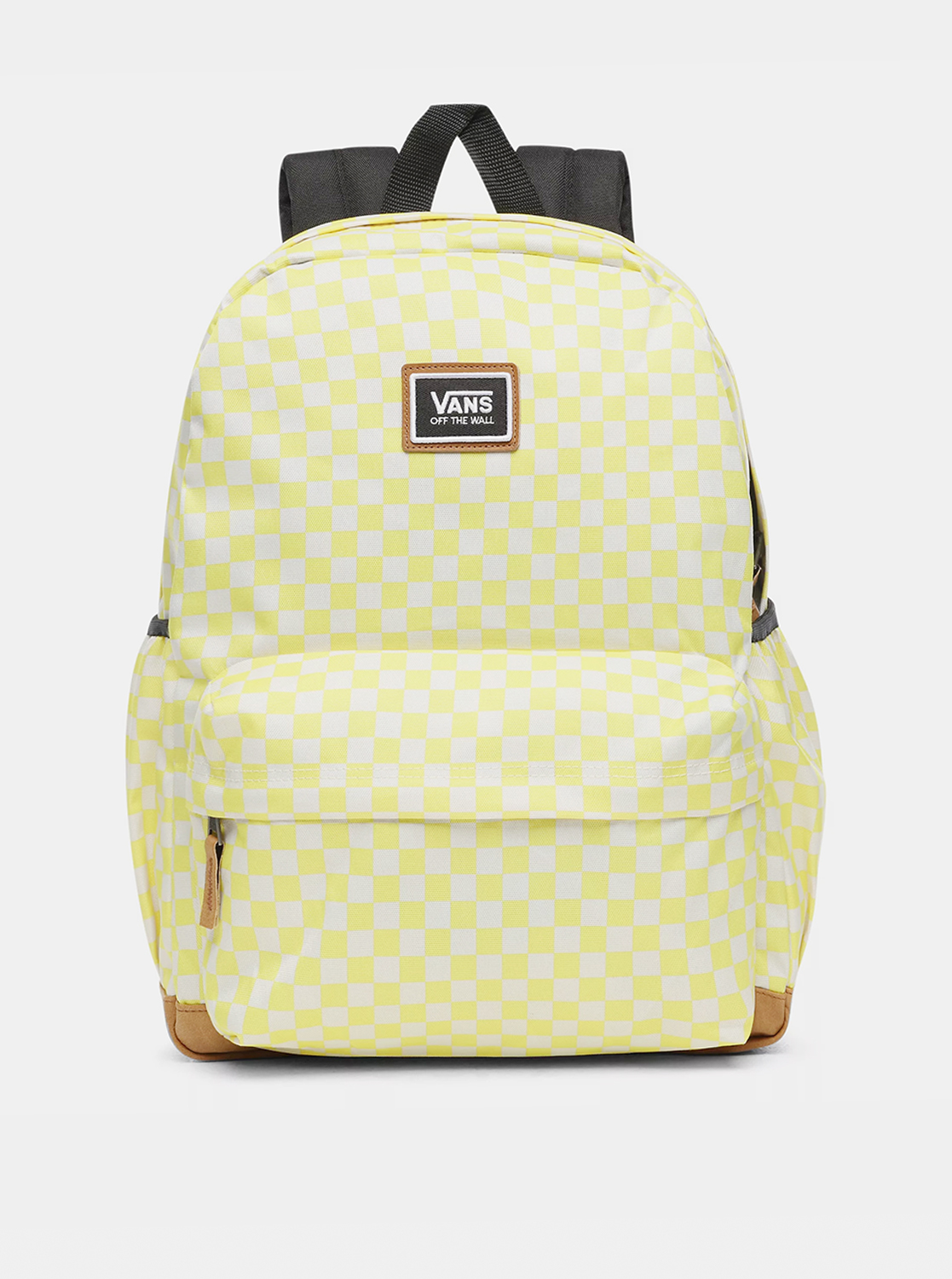 Yellow patterned backpack VANS 27 l
