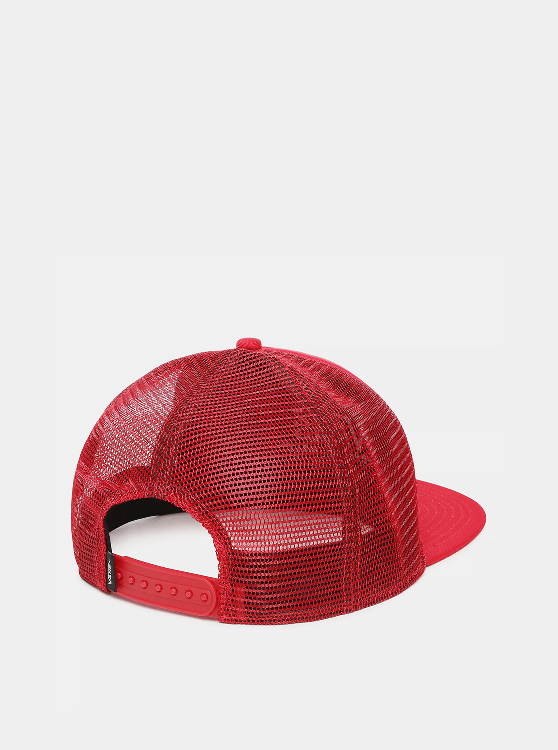 Vans red men´s baseball cap with logo