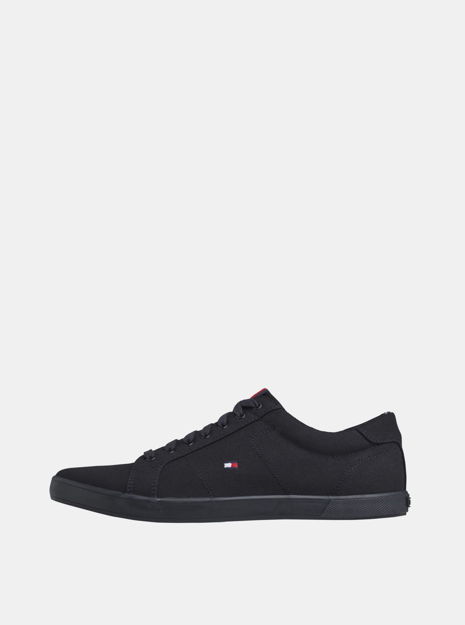 Tommy Hilfiger black men´s sneakers