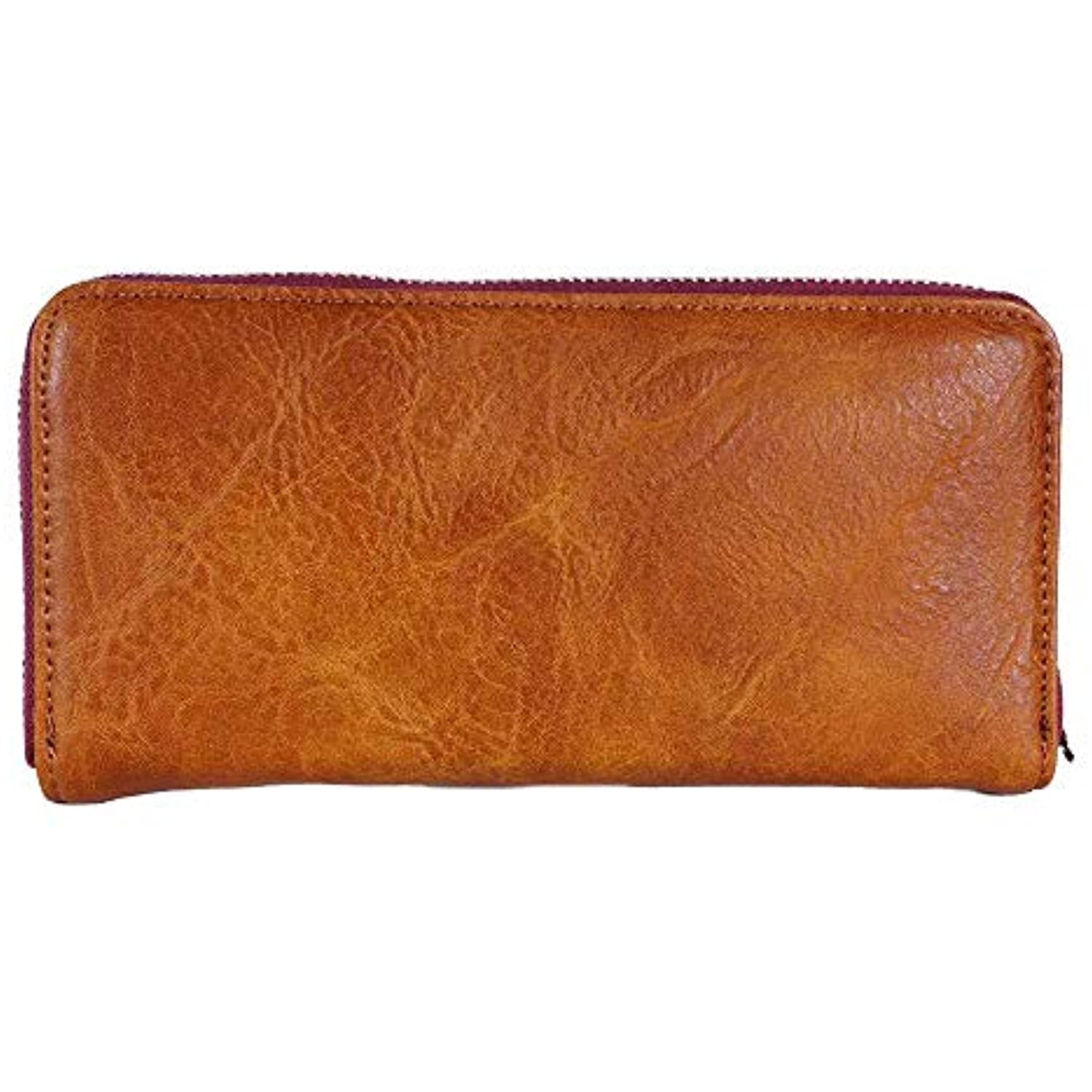 Desigual brown wallet Mone Nanit Zip Around