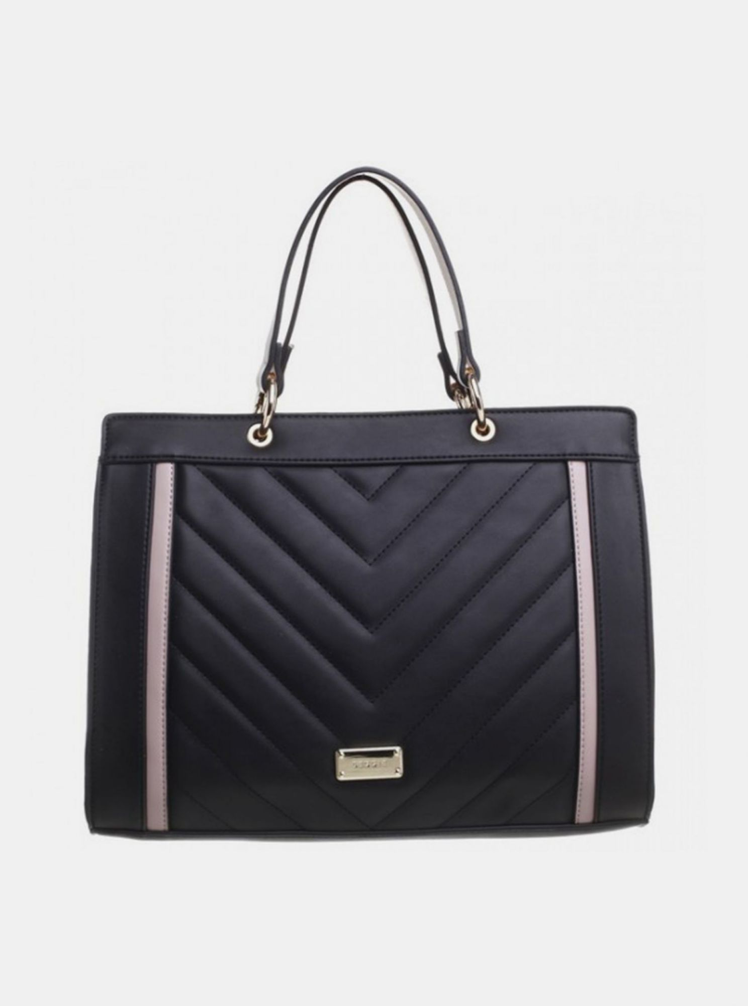 Black Bessie London handbag