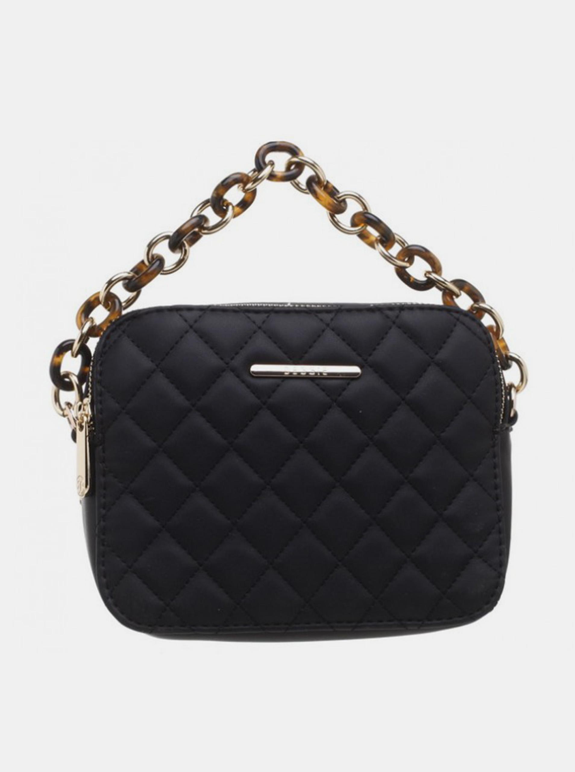 Black small handbag Bessie London