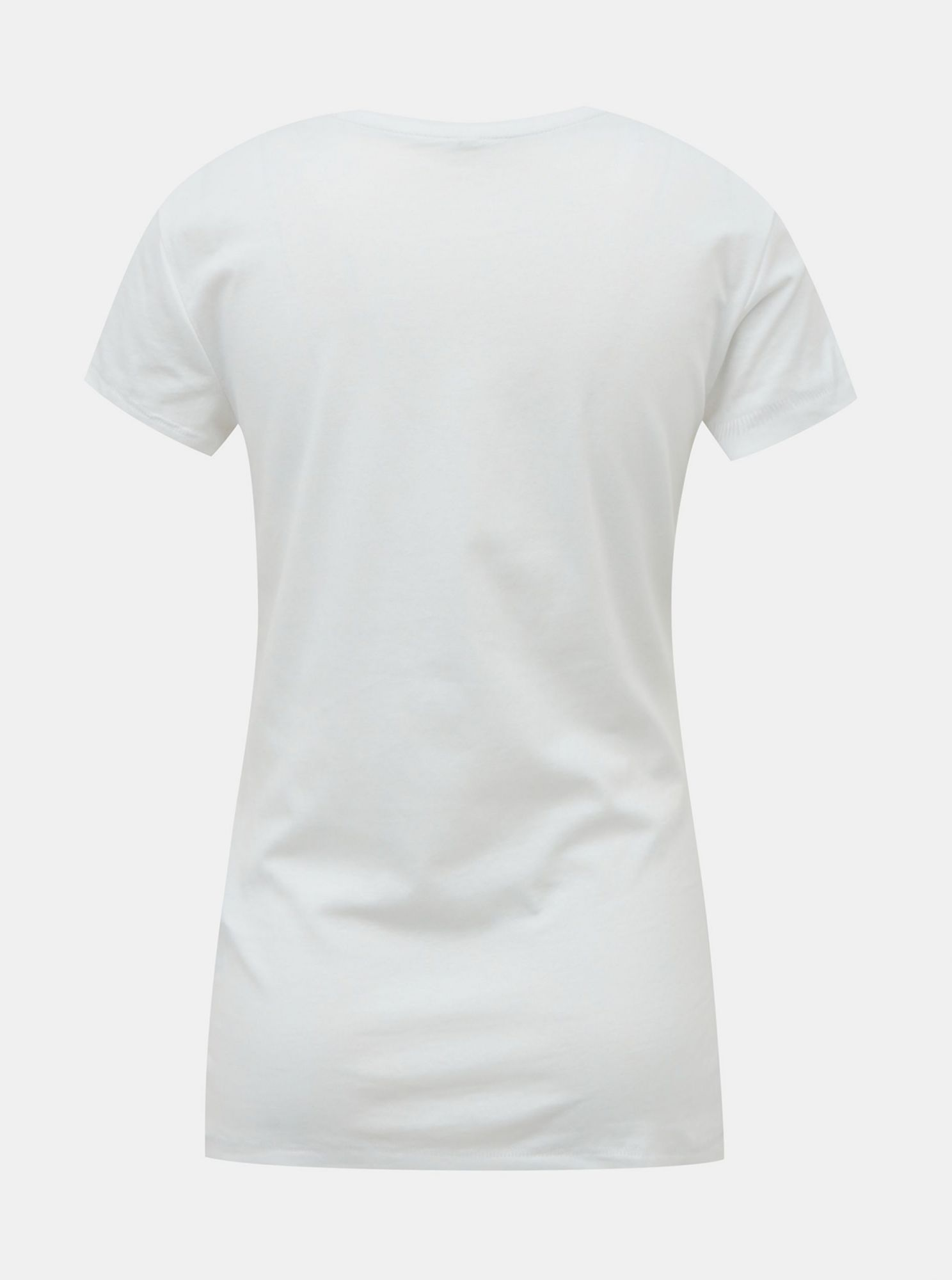 White T-shirt ONLY Kia
