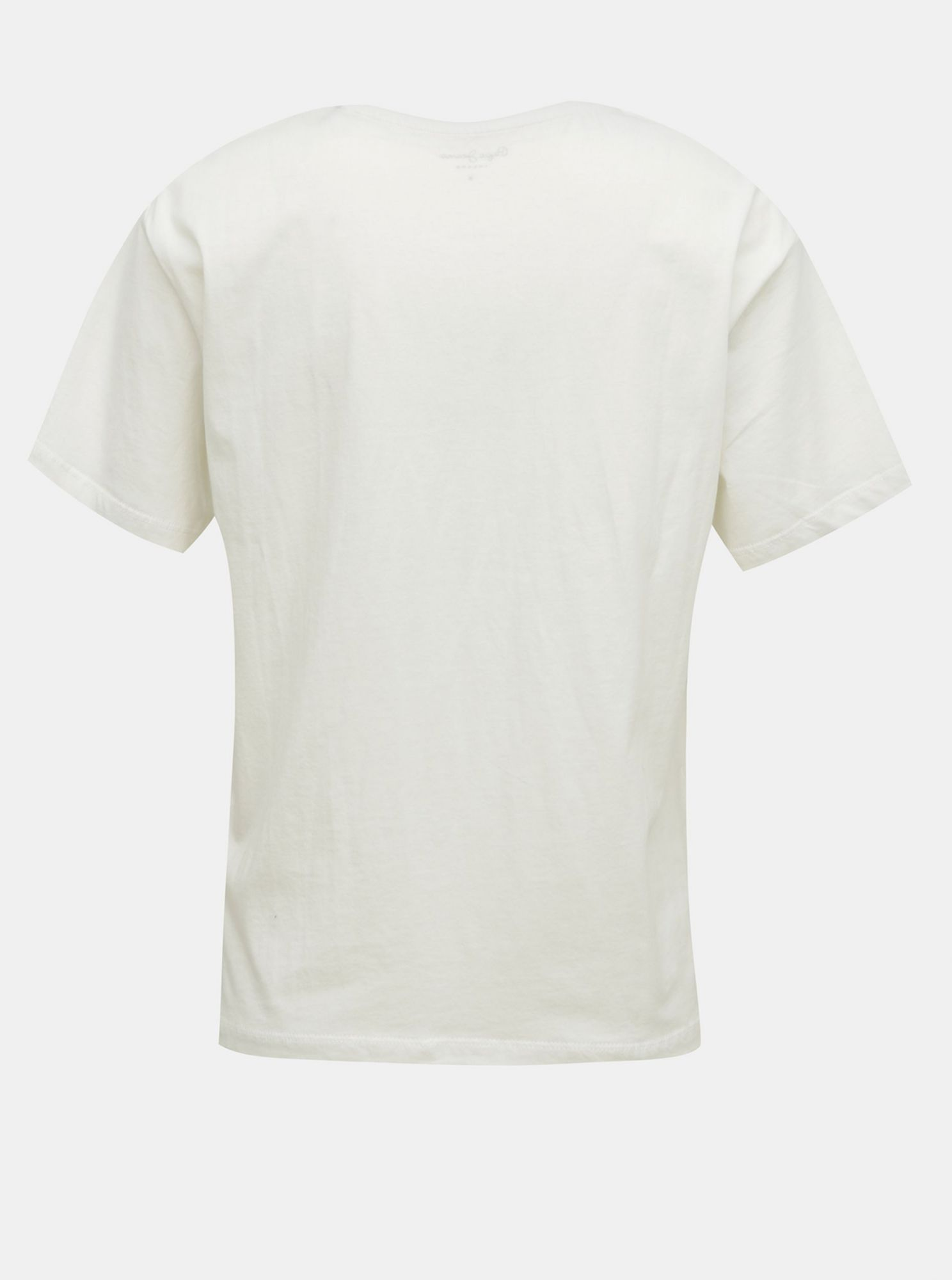 Pepe Jeans white T-shirt with print