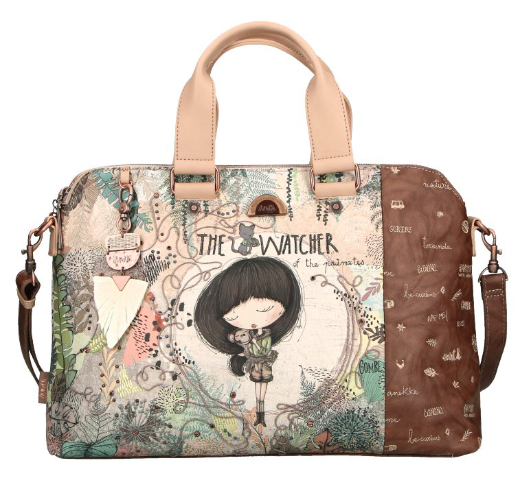 Anekke handbag Jungle