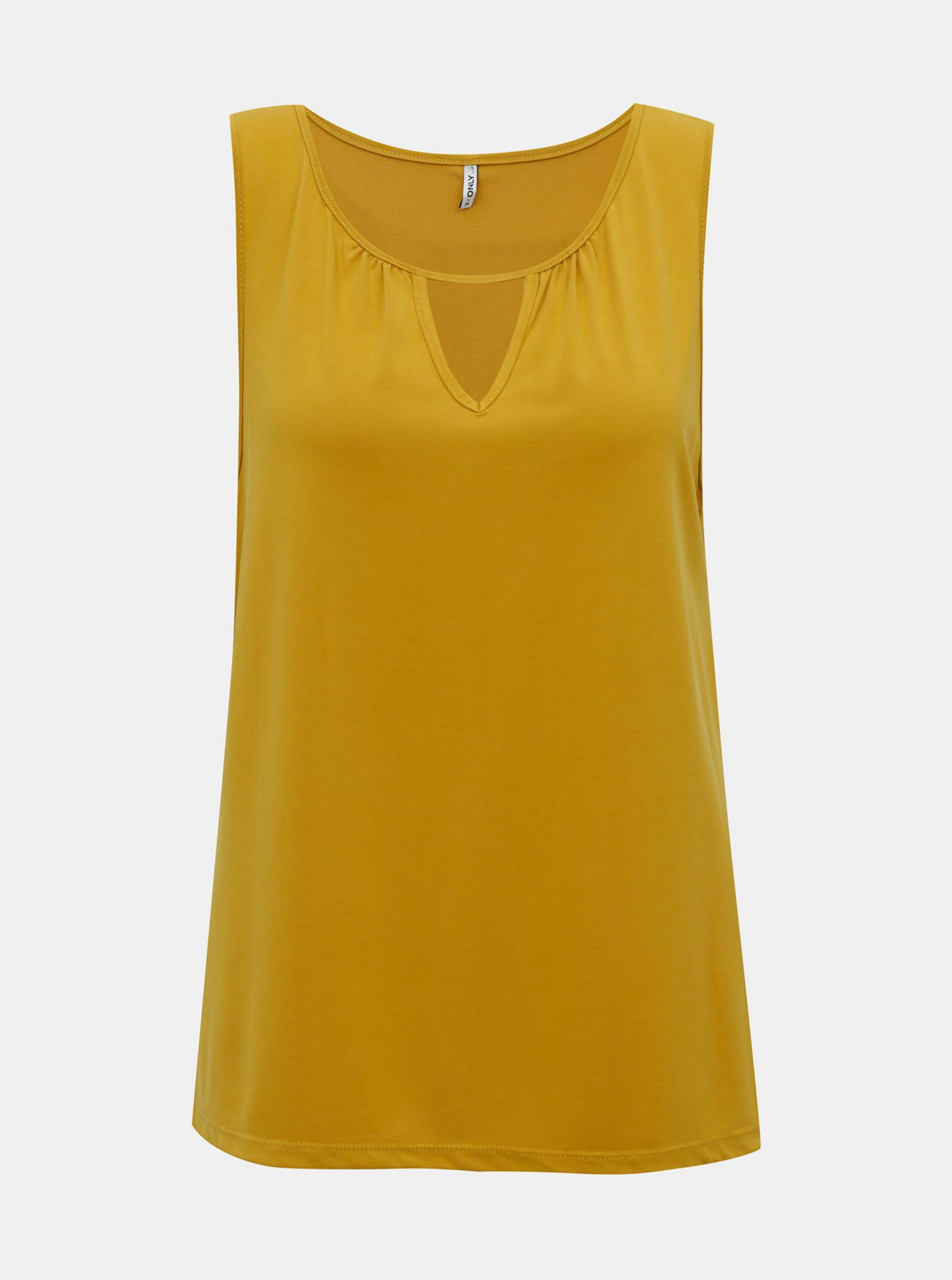 Mustard blouse ONLY